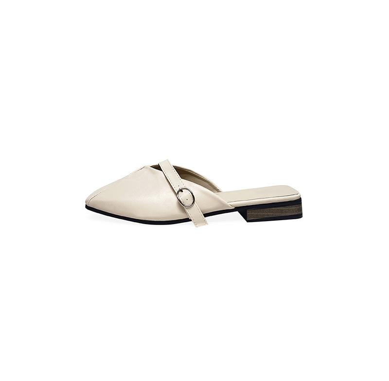 리플라(LI FLA) ljh2001 cream mule